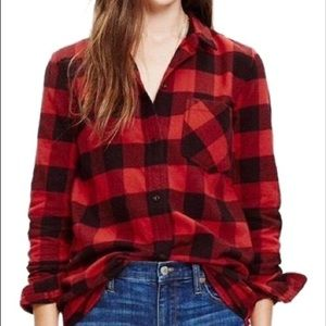 Madewell Cozy Flannel!